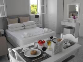 Milos Bay Suites, hotel in Adamantas