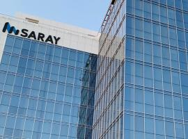 Saray Deluxe Hotel Apartments, hotel in Abu Dhabi