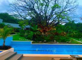 Aves Hotel Montezuma, hôtel à Montezuma