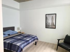 Efficient New Studio in the Heart of the city, apartment in Denver