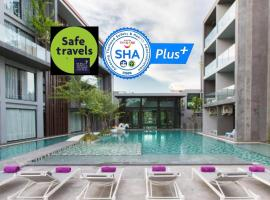Maya Phuket Airport Hotel - SHA Plus, hotel in Nai Yang Beach