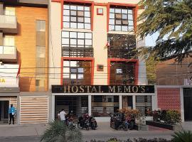 Hostal Memos, hotel in Piura