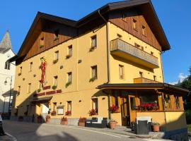 Hotel Trieste, hotel a Tarvisio