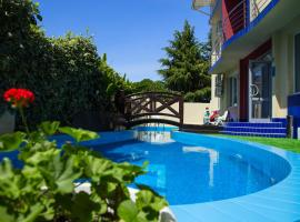 Hotel Marmaris, bed and breakfast a Adler