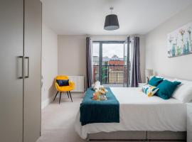 **New** Divine Apartments Slough High Street 2 bed, apartment in Slough