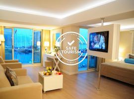 Alesta Yacht Hotel, hotel in Fethiye
