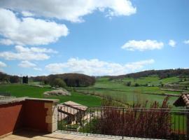 Can Vilafort, hotel familiar en Collsuspina