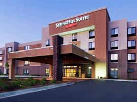 SpringHill Suites by Marriott Sioux Falls, hotel in Sioux Falls