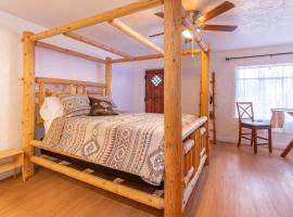 Sandstone Room at the Apache, hotel in Colorado Springs