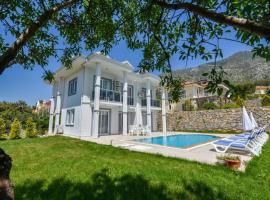 Villa Zeus, hôtel  près de: Aéroport d'Antalya - AYT