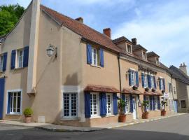 L'auberge Des Sources, hôtel à Druyes-les-Belles-Fontaines