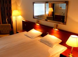 City Hotell Helsingborg, hotel in Helsingborg