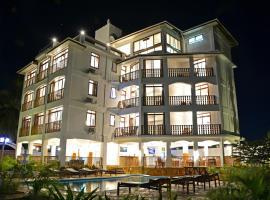 Zanoceanique Hotel, hotel in Matemwe
