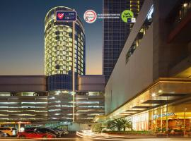 Hotel Ciputra World Surabaya managed by Swiss-Belhotel International, accessible hotel in Surabaya