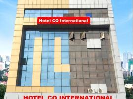 Hotel C O International, отель в Катманду