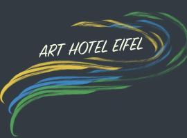 Art Hotel Eifel, hotel in Heimbach