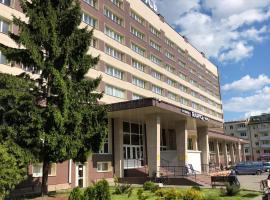 Отель Беларусь, отель в Бресте