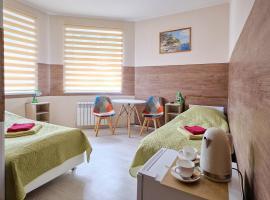 Sonya Family Hotel, hotel en Yekaterinburg