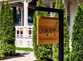 AWOL Kennebunkport, hotel in Kennebunkport