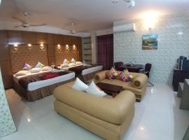 Hotel Saint Martin, hotel in Cox's Bazar