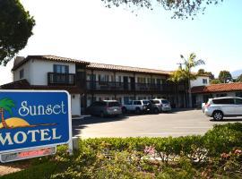 Sunset Motel, motel in Santa Barbara