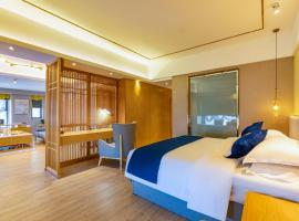 Eight Leaves Boutique Hotel, hotel in Huadu