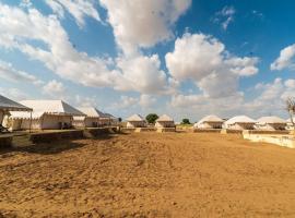 RTHM Karni Desert Camp, luxury tent in Jaisalmer