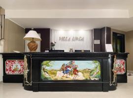 Hotel Villa Linda, отель в Джардини-Наксосе