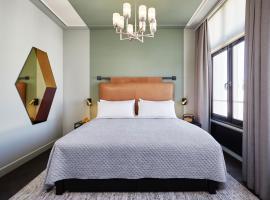 The Hoxton, Amsterdam, hotel near Leidseplein, Amsterdam