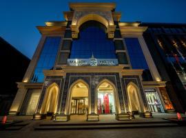 Manor Hotel, hotel in Tashkent