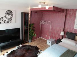 Der Himmel, apartment in Cologne