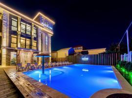 Premier Hotel, hotel in Gelendzhik