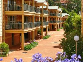 Terralong Terrace Apartments, hotel in Kiama