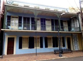 Jean Lafitte House, hotel in New Orleans