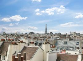 Charming and bright apt near the Centre Pompidou, apartment in Paris