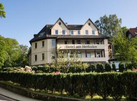 Hotel am Herkules, accommodation in Kassel