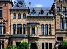 The Scent Residence, hotel near Antwerp Zoo, Antwerp
