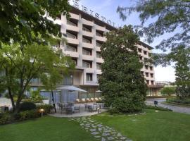 Hotel Bristol Buja, hotel near Parco Regionale dei Colli Euganei, Abano Terme