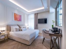 The Residence Aiolou Hotel & SPA, hotel in Monastiraki, Athens