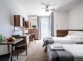 Aparthotel Vanilla, apartment in Krakow