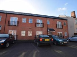 2 Bed Apartment with office, hotel in Derby