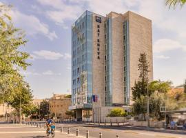 TRYP by Wyndham Jerusalem Bat Sheva, hotel in Jerusalem