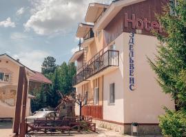 Эдельвейс, отель в Абзакове