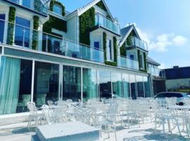 Newquay Beach Hotel, hôtel à Newquay