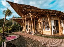 ✰ Camaya Bali Butterfly - Magical Bamboo House ✰, hotel in Selat