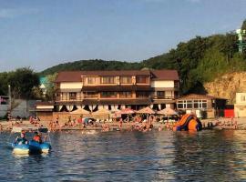 Velvet Sea, hotel in Dzhubga