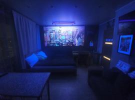 Апартаменты в ЖК Олимп apartolimp-ru, apartment in Novosibirsk