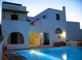 Aegeon Hotel, hotel in Naxos Chora
