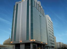 Kingsgate Hotel by Millennium, hotel in Abu Dhabi