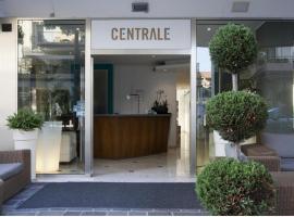 Hotel Centrale, hotell i Lido di Jesolo